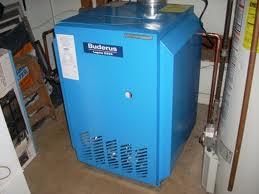 Buderus boiler