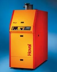 hoval single boiler